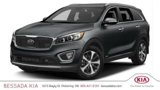 New 2018 Kia Sedona SX+ for sale in Pickering, ON