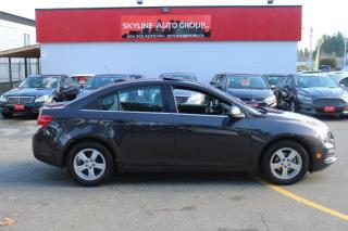 Used 2016 Chevrolet Cruze Limited 4dr Sdn Auto LT w/2LT for sale in Surrey, BC