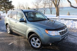 Used 2009 Subaru Forester X w/Premium Pkg for sale in Oshawa, ON