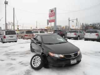Used 2012 Kia Forte AUTO EX 2SETS OF TIRES PL PW PM BLUETOOTH ONE WONE for sale in Oakville, ON