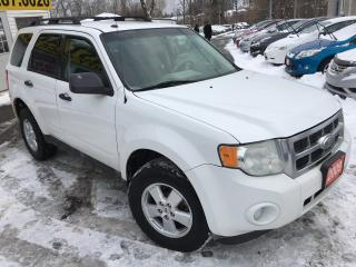 Used 2009 Ford Escape XLT / Auto / 4WD / Alloys / Fog lights!! for sale in Scarborough, ON