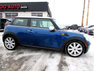 Used 2008 MINI Cooper PANORAMIC ROOF AUTOMATIC CERTIFIED 2YR WARRANTY for sale in Milton, ON