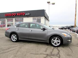 Used 2014 Nissan Altima 2.5 SL Bluetooth Sunroof Certified 2YR Warranty for sale in Milton, ON