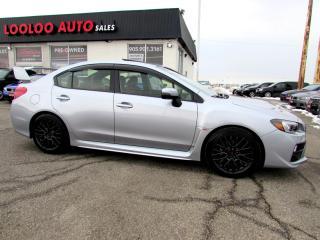 Used 2017 Subaru WRX STI STI CAMERA BLUETOOTH CERTIFIED for sale in Milton, ON