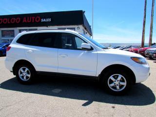 Used 2009 Hyundai Santa Fe GLS LEATHER SUNROOF CERTIFIED 2YR WARRANTY for sale in Milton, ON
