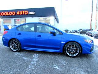 Used 2015 Subaru WRX STI STI SPORT-TECH PACKAGE NAVIGATION CAMERA CERTIFIED for sale in Milton, ON