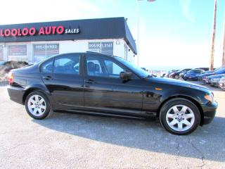 Used 2005 BMW 3 Series 325xi Sedan for sale in Milton, ON