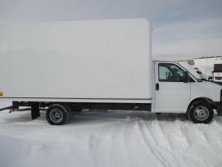 Used 2017 Chevrolet Express 3500 16 FT UNICELL BODY for sale in London, ON