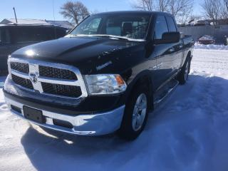 Used 2013 RAM 1500 SLT for sale in Lambton Shores, ON