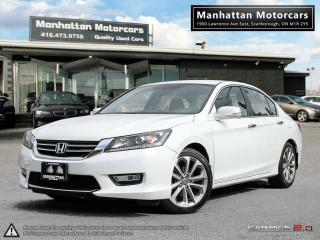 Used 2014 Honda Accord SPORT AUTO 4 CYL |BLUETOOTH|CAMERA|1OWNER|FOGS for sale in Scarborough, ON