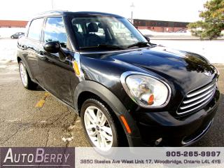 Used 2011 MINI Cooper Countryman Countryman - FWD - 6 Speed for sale in Woodbridge, ON