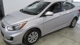 Used 2017 Hyundai Accent GL for sale in Chatsworth, ON