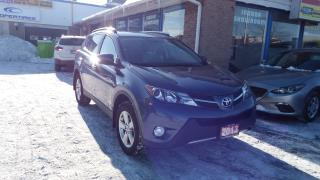 Used 2013 Toyota RAV4 XLE/BACKUP CAMERA/BLUE TOOTH/IMMACULATE$16900 for sale in Brampton, ON