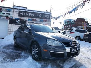 Used 2006 Volkswagen Jetta TDI PREMIUM PKG ((CERTIFIED)) for sale in Hamilton, ON
