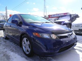 Used 2006 Honda Civic LX for sale in Brampton, ON