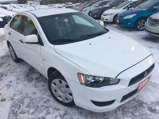 Used 2009 Mitsubishi Lancer DE / Auto / 4-Cylinder / A/C / Fuel Efficient!! for sale in Scarborough, ON