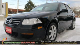 Used 2009 Volkswagen City Jetta NO ACCIDENT|LOW KM|ALLOYS|HEATED SEATS|CERTIFIED for sale in Oakville, ON