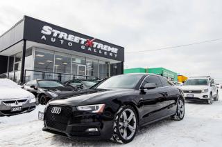 Used 2013 Audi A5 S-LINE l B&O l NAVI l TIPTRONIC for sale in Markham, ON