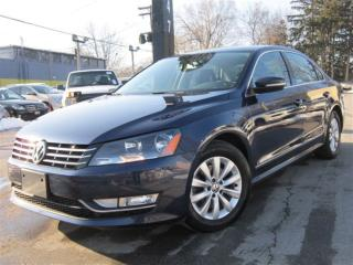 Used 2015 Volkswagen Passat 2.0 TDI DIESEL ~ 45KMS ~ LOW KMS ~ AUTOMATIC !!! for sale in Burlington, ON