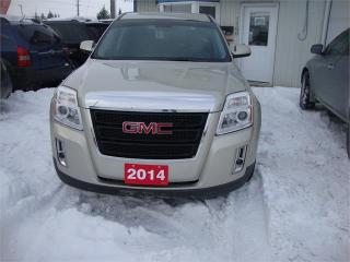 Used 2014 GMC Terrain SLE for sale in London, ON