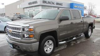 Used 2014 Chevrolet Silverado 1500 LT w/1LT / $286.00 bi-weekly for 72mths for sale in Arnprior, ON