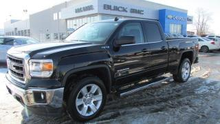 Used 2014 GMC Sierra 1500 SLE / $269.00 bi-weekly for 72 mths for sale in Arnprior, ON