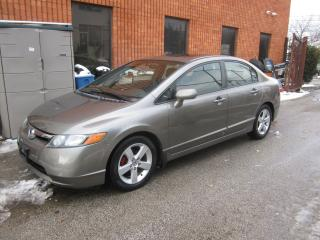Used 2007 Honda Civic EX LEATHER for sale in North York, ON