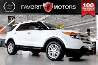 Used 2013 Ford Explorer XLT FLEX FUEL AWD | 7-PASSENGER | BACK-UP CAMERA for sale in North York, ON