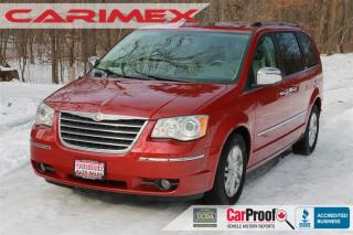 Used 2008 Chrysler Town & Country Limited NAVI | Double DVD | Swivel Seats for sale in Waterloo, ON