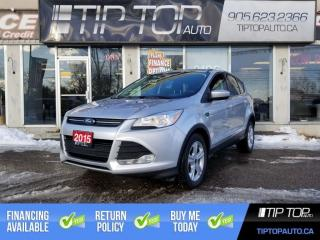 Used 2015 Ford Escape SE ** AWD, Backup Cam, Heated Seats ** for sale in Bowmanville, ON