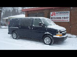 Used 2014 Chevrolet Express 1500 All Wheel Drive - Rare & Mint Condition for sale in Elginburg, ON