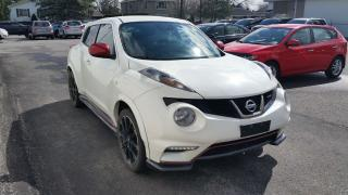 Used 2014 Nissan Juke NISMO for sale in North Bay, ON