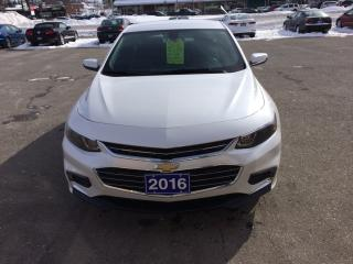 Used 2016 Chevrolet Malibu 1LT for sale in Morrisburg, ON