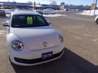 Used 2016 Volkswagen Beetle 1.8 TSI Classic for sale in Morrisburg, ON