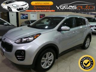 Used 2017 Kia Sportage LX AWD| R/CAMERA| HEATED SEATS for sale in Woodbridge, ON