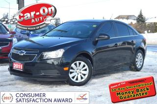 Used 2011 Chevrolet Cruze LT Turbo AUTO A/C CRUISE ONLY 79,000 KM for sale in Ottawa, ON