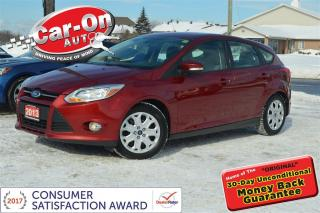 Used 2013 Ford Focus SE AUTO A/C CRUISE HEATED SEATS SYNC for sale in Ottawa, ON