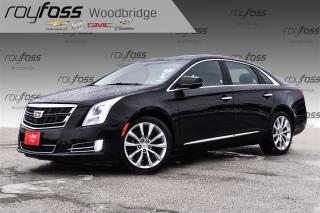 Used 2017 Cadillac XTS Luxury. NAV. ROOF. BACKUP CAMERA. for sale in Woodbridge, ON