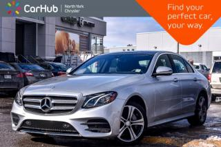 Used 2017 Mercedes-Benz E-Class E 300 for sale in Thornhill, ON