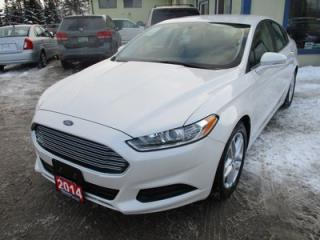 Used 2014 Ford Fusion POWER EQUIPPED SE MODEL 5 PASSENGER 1.5L - ECO-BOOST.. TOUCH SCREEN.. SYNC TECHNOLOGY.. BLUETOOTH.. BACK-UP CAMERA.. for sale in Bradford, ON