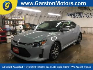 Used 2014 Scion tC SPORTS COUPE*POWER SUNROOF*TRACTION CONTROL*CLIMATE CONTROL*CRUISE CONTROL*KEYLESS ENTRY*POWER WINDOWS/LOCKS/MIRRORS* for sale in Cambridge, ON