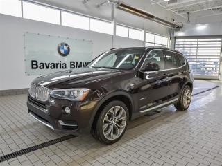 Used 2015 BMW X3 xDrive28d for sale in Edmonton, AB