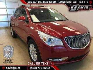 Used 2013 Buick Enclave Convenience AWD, 7 PASSENGER, REAR CAMERA for sale in Lethbridge, AB