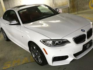 Used 2015 BMW 2 Series 2dr Cpe M235i RWD for sale in New Westminster, BC