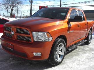 Used 2010 Dodge Ram 1500 Sport 4X4 CREW CAB for sale in London, ON