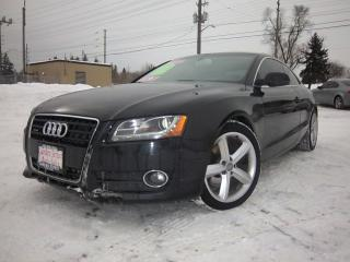 Used 2010 Audi A5 3.2L for sale in Whitby, ON