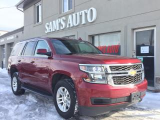 Used 2016 Chevrolet Tahoe LS 2 YEAR WARRANTY for sale in Hamilton, ON