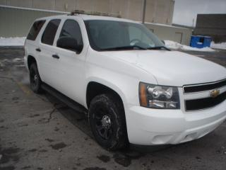 Used 2011 Chevrolet Tahoe EMERGENCY RESPONSE VEHICLE WITH POLICE LIGHTS for sale in Mississauga, ON