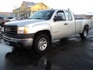 Used 2012 GMC Sierra 1500 ExtCab 5.3L 8ft Box for sale in Brantford, ON
