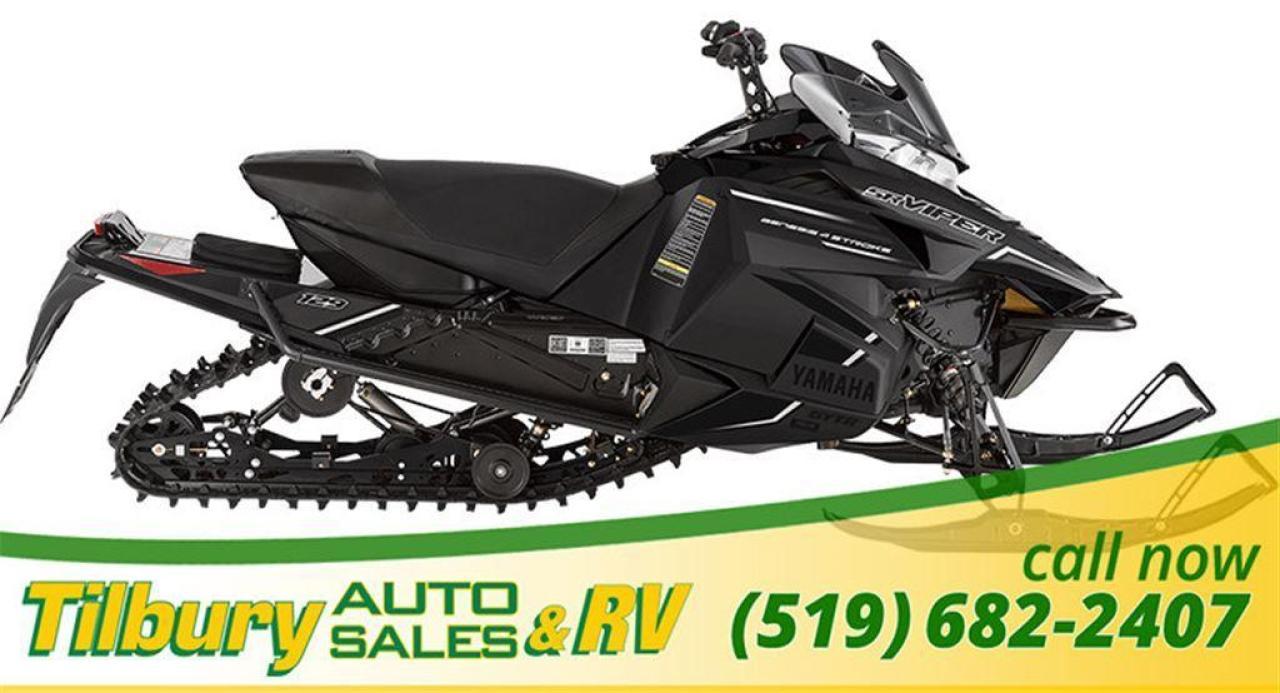 2018 Yamaha SRVIPER R-TX Dual Shock SR 129 rear suspension